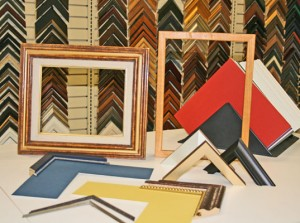 Custom Framing in St. Louis, MO